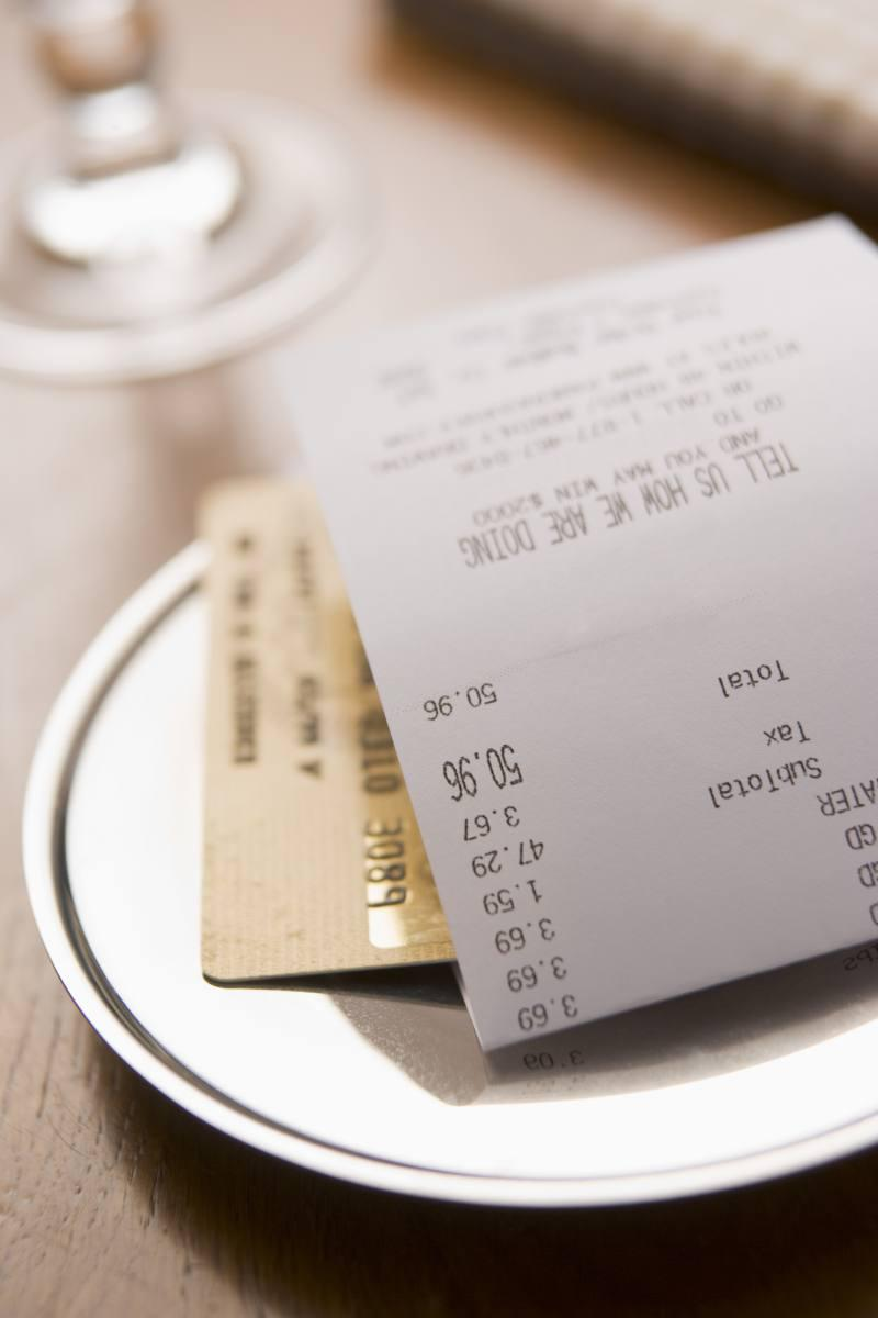 Zagat survey reveals the biggest tippers and spenders in dining