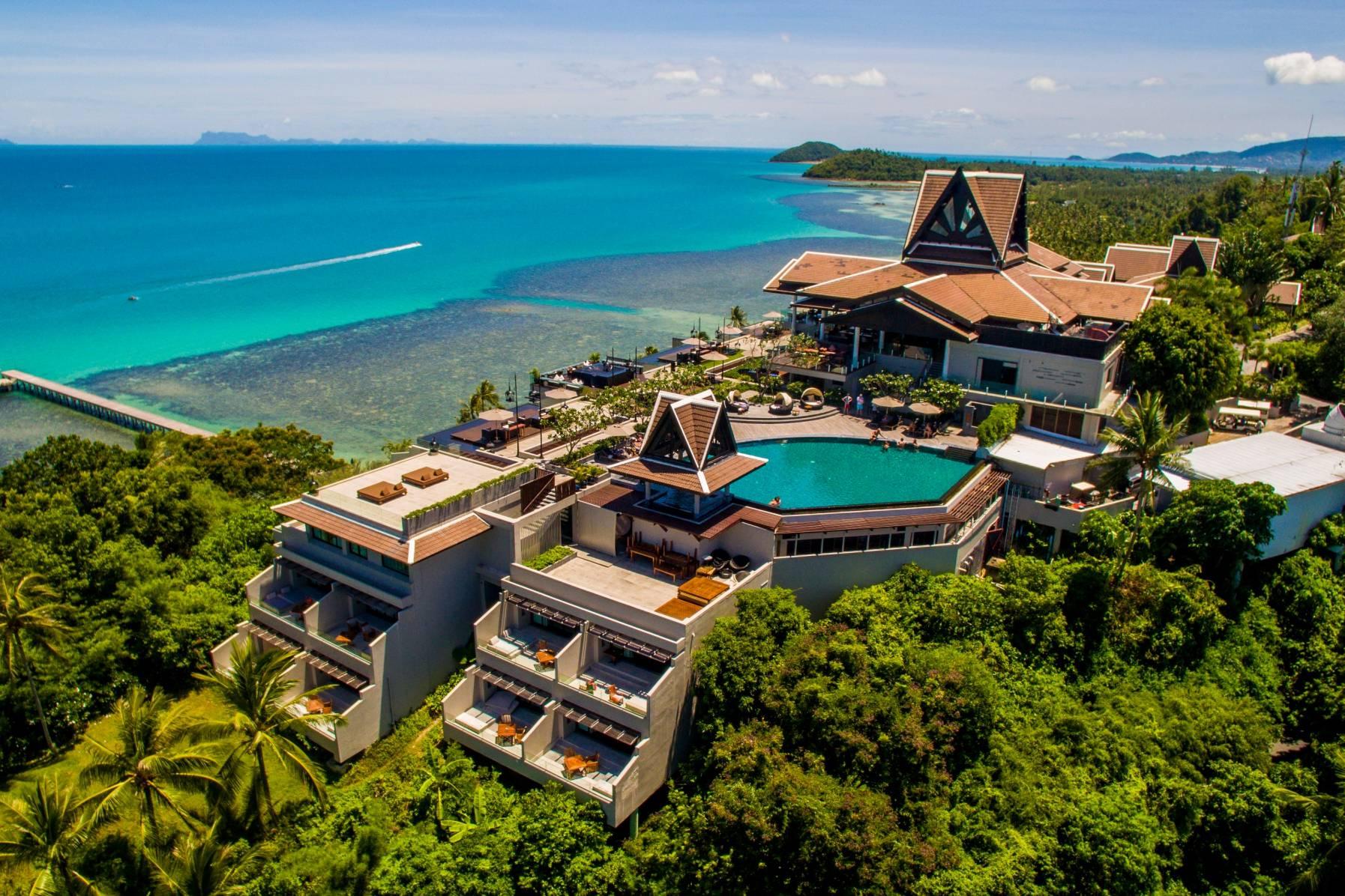 A Private Tropical Island Oasis: Intercontinental Samui Baan Taling Ngam Resort