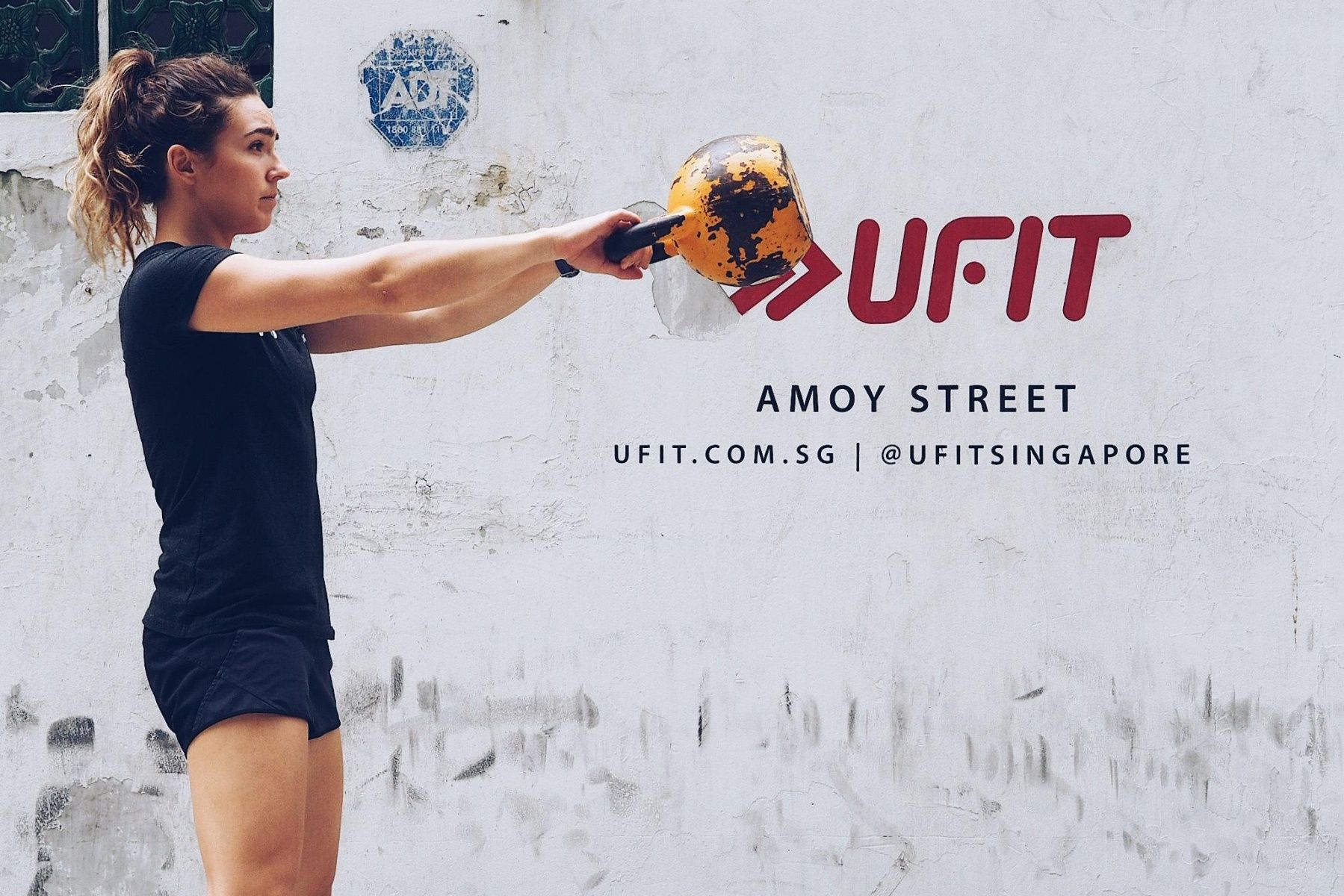 Optimise Your Workout Time With UFIT