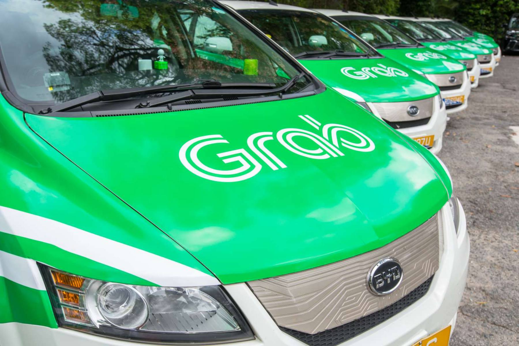 Grab Teams Up With Mediacorp