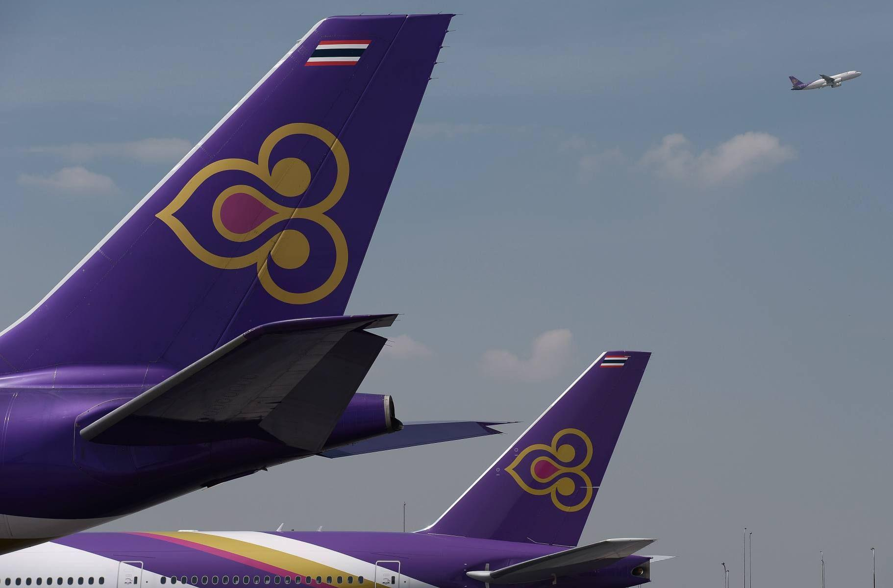 Thai Airways bans oversized passengers in business class for safety reasons