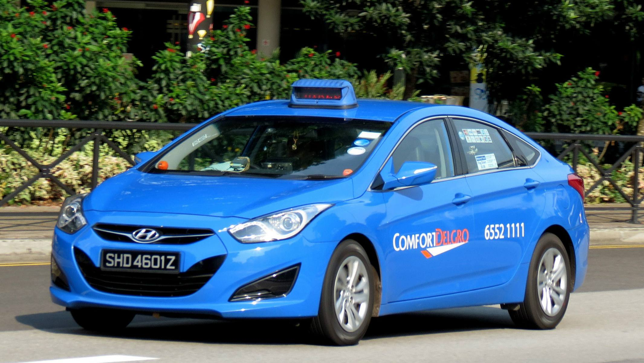 Singapore's competition agency to review the proposed Uber-ComfortDelGro alliance