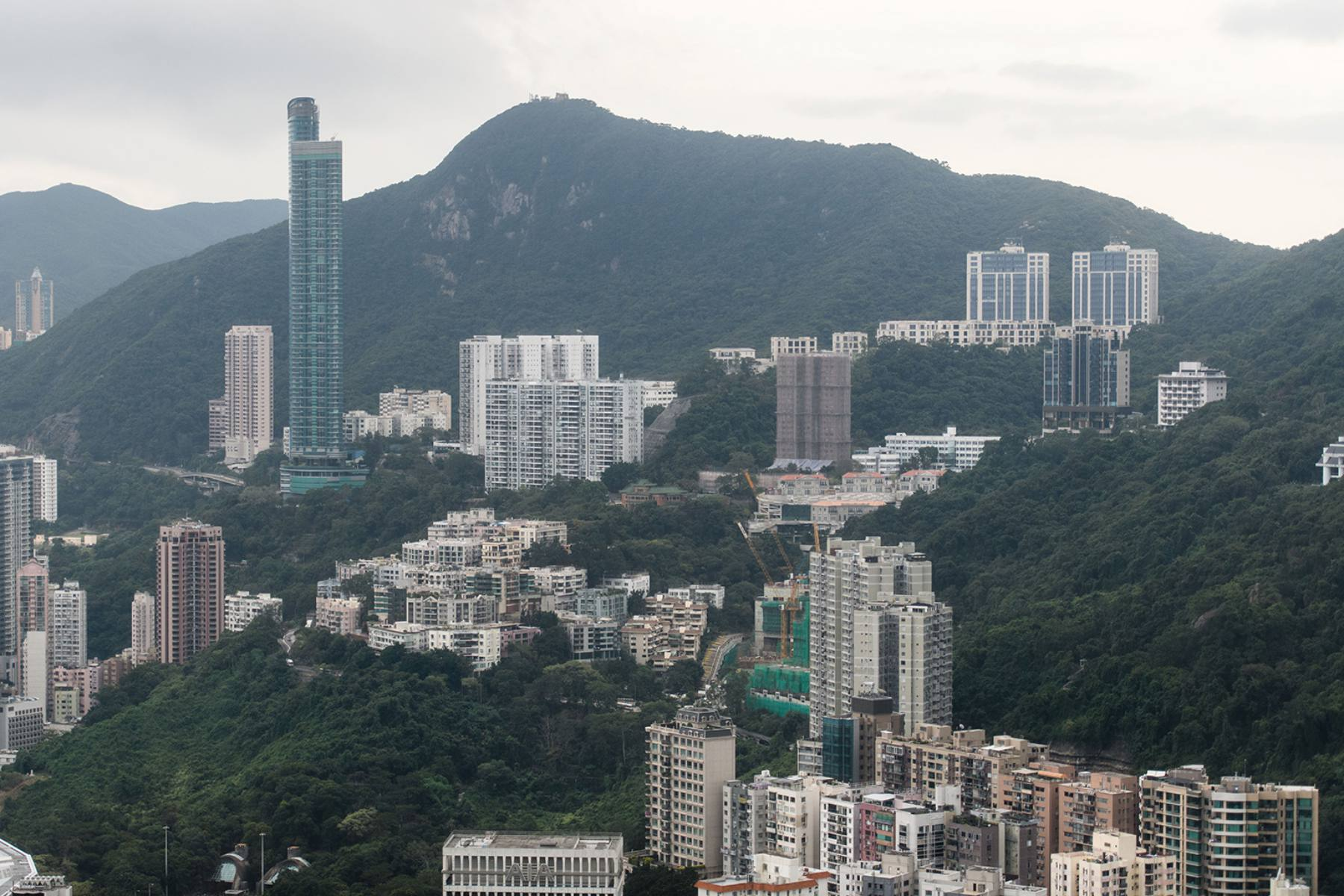 Got a spare $71m? How about a single Hong Kong apartment?