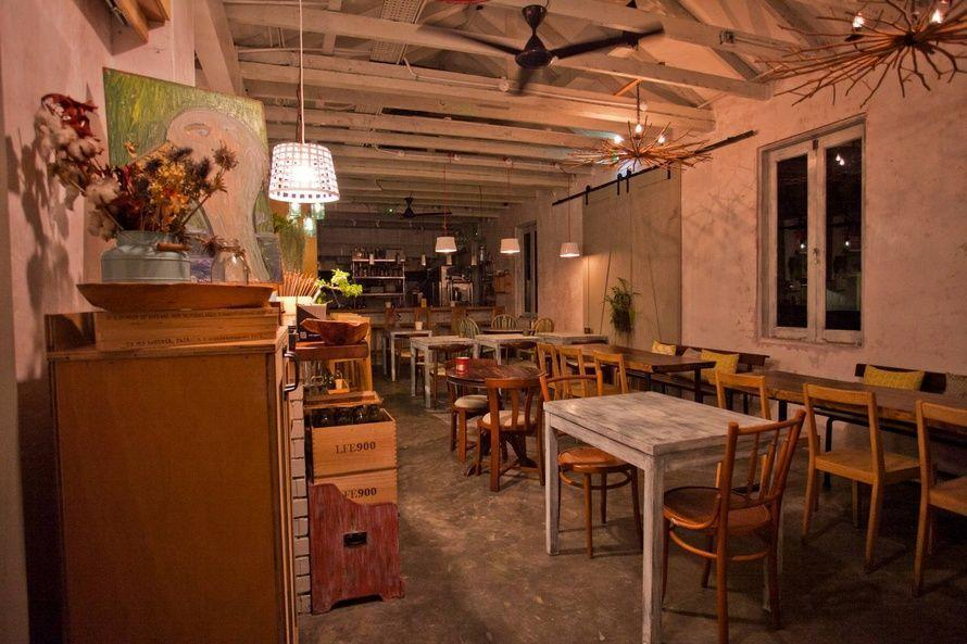 Of the best fusion restaurants in singapore