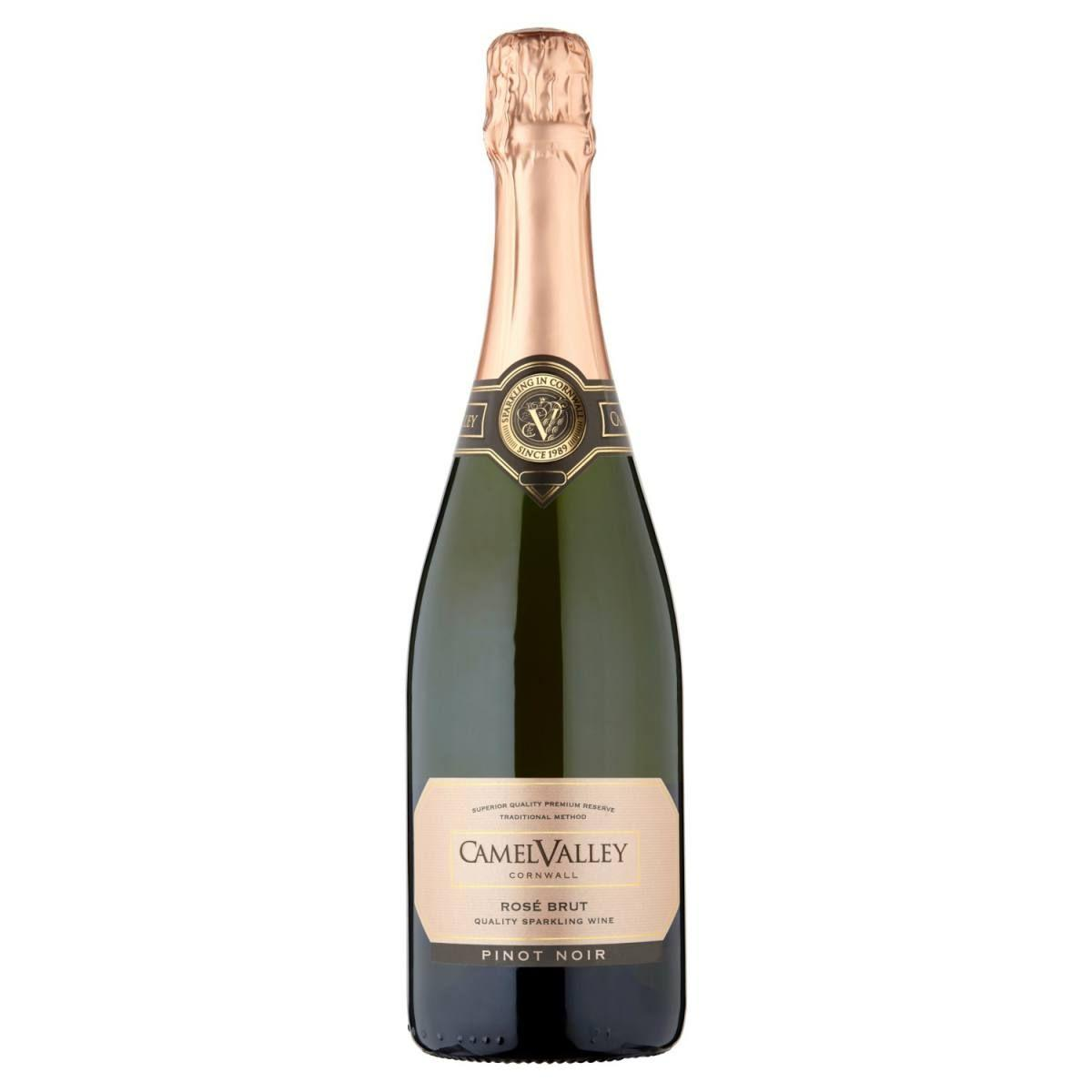 English sparkling wine becomes first to get royal stamp of approval