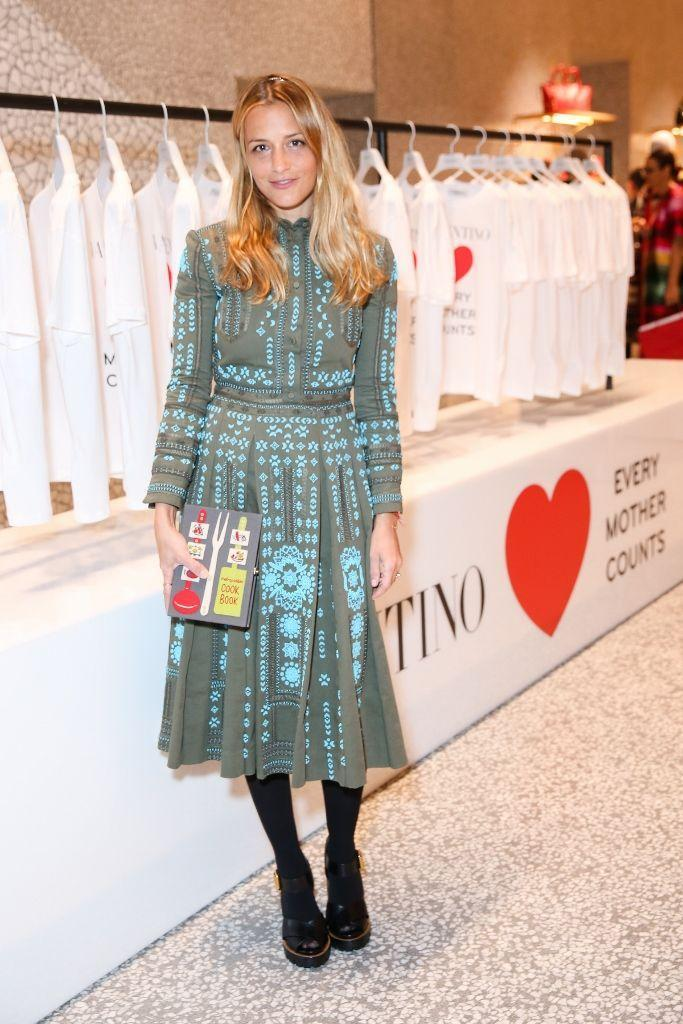 Charlotte Ronson at the Every Mother Counts Dinner