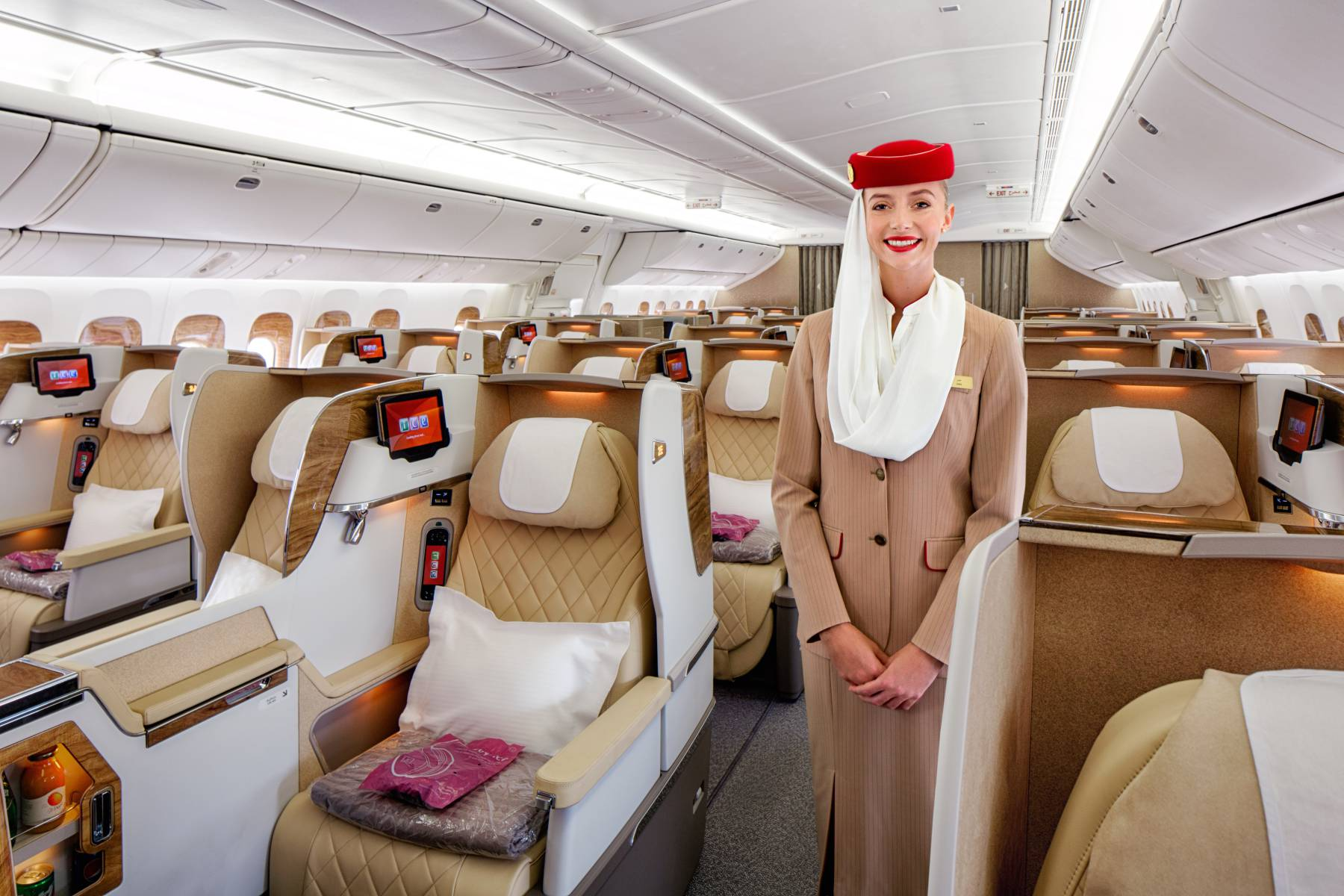 Emirates' Business Class Cabin Gets A Multi-Million Dollar Upgrade