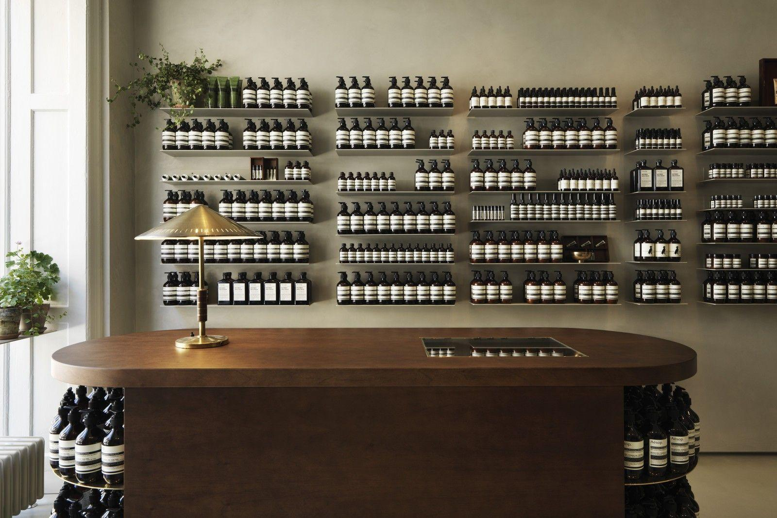 Success Stories: How Aesop Leverages Its Bricks And Mortar Stores
