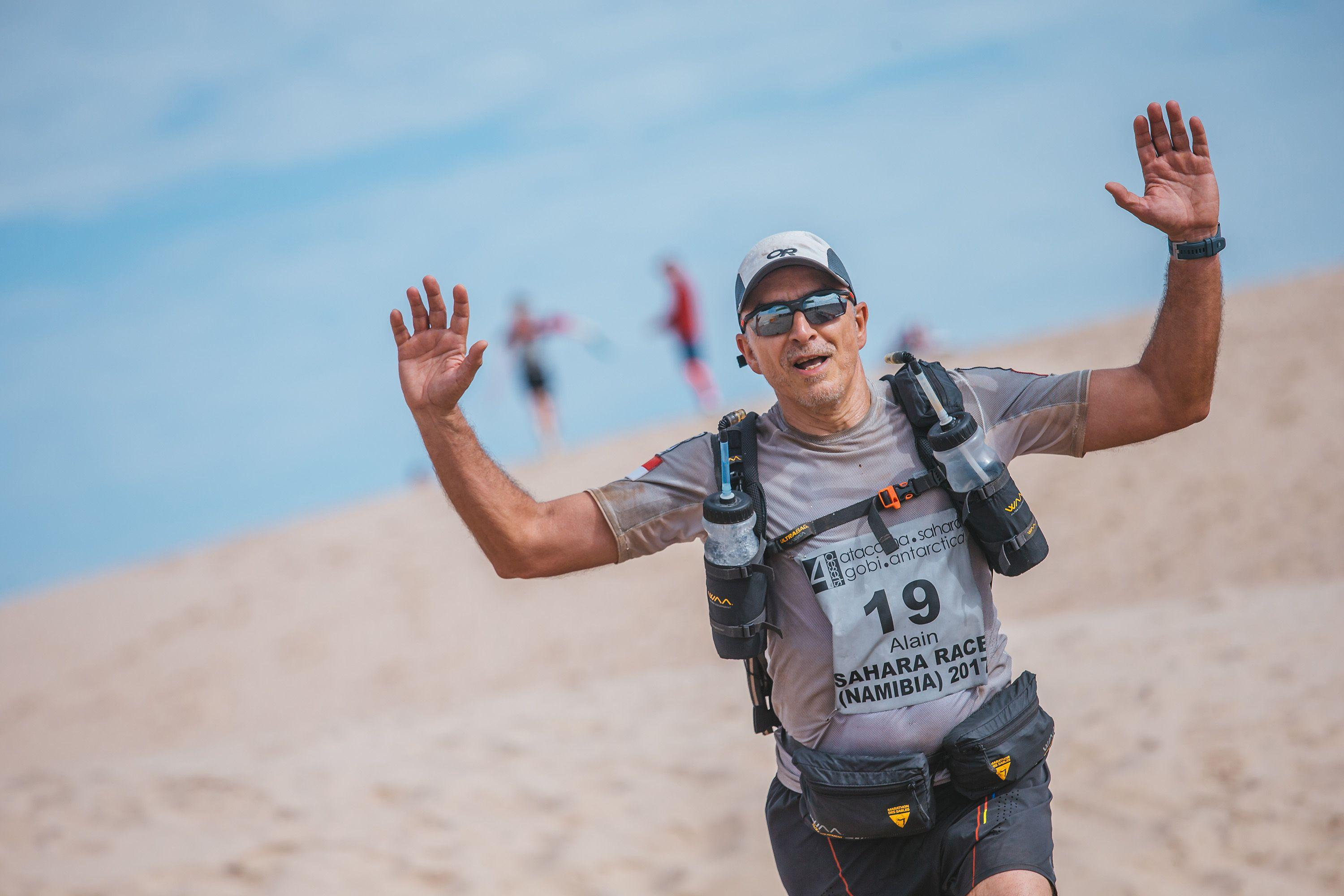 How Running 250km Can Make You A Better Leader