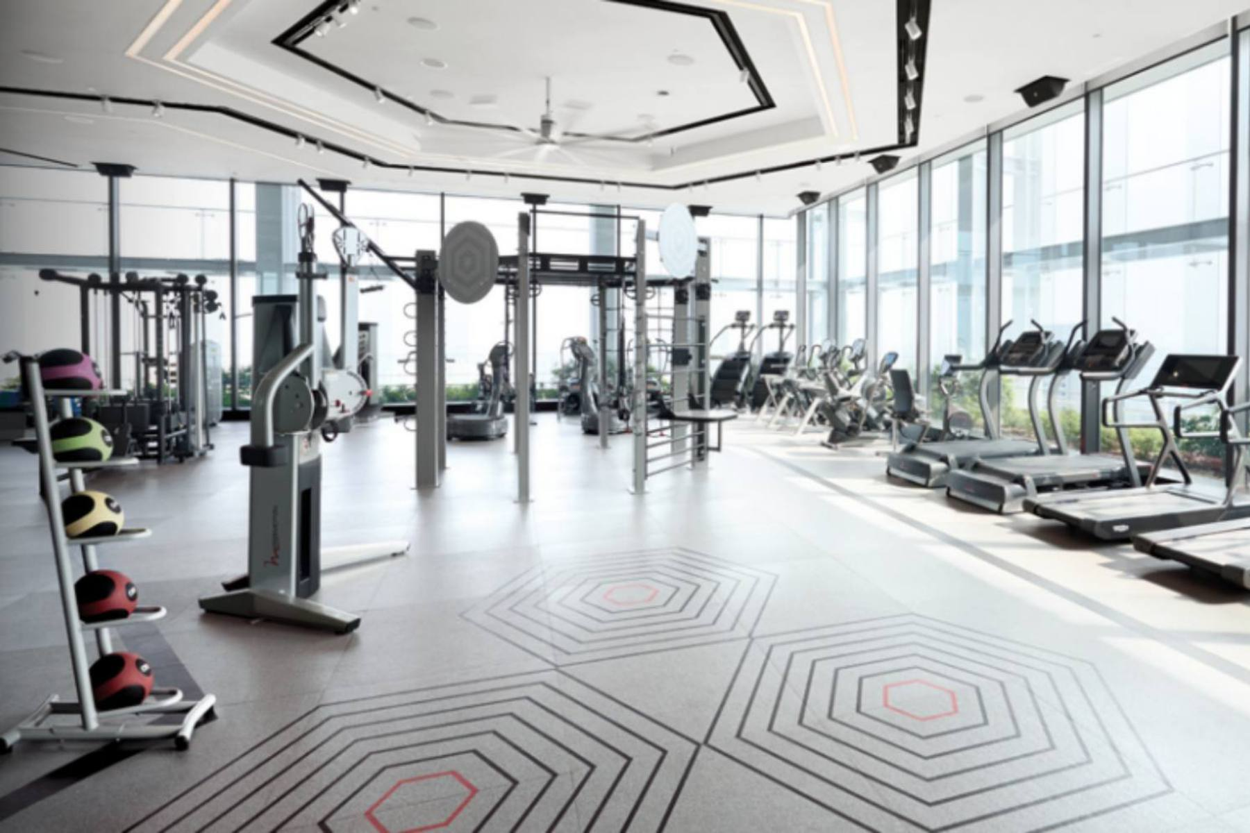 The Best Gyms In Singapore's CBD