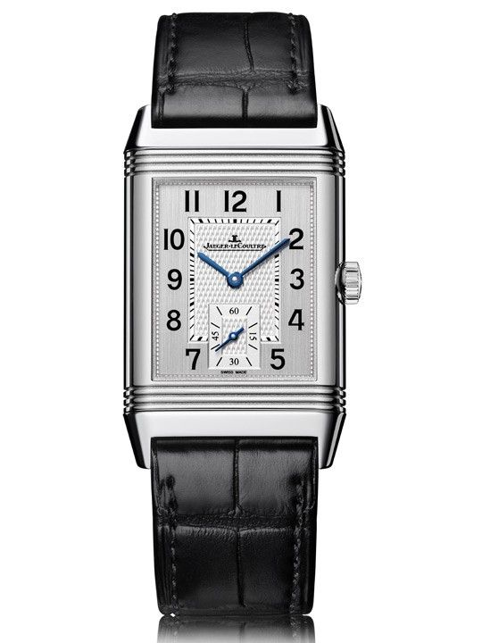 Jaeger-LeCoultre — Reverso Classic Medium Duoface Small Second