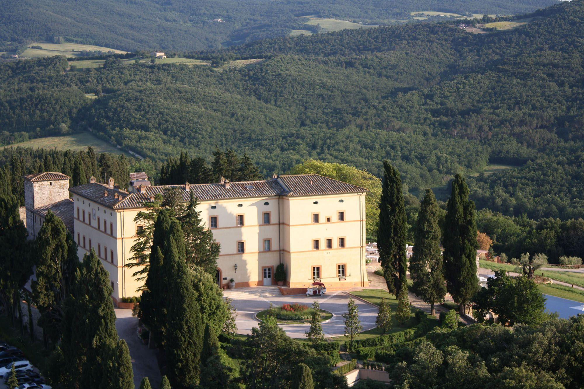 Castello di Casole – Siena, Italy (A member of the Legend Collection from Preferred Hotels & Resorts)