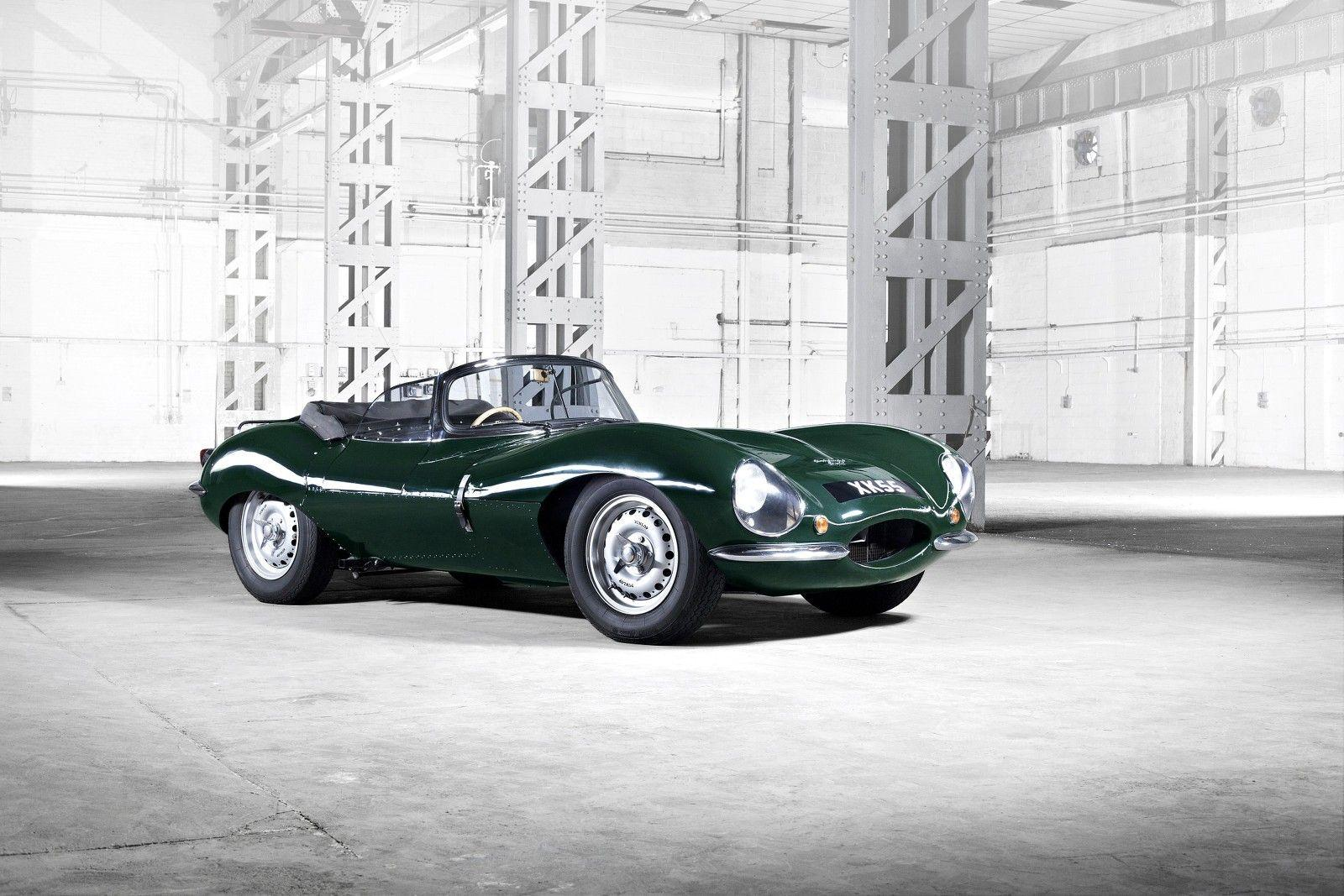 Jaguar's Most Iconic Car: The Jaguar XKSS
