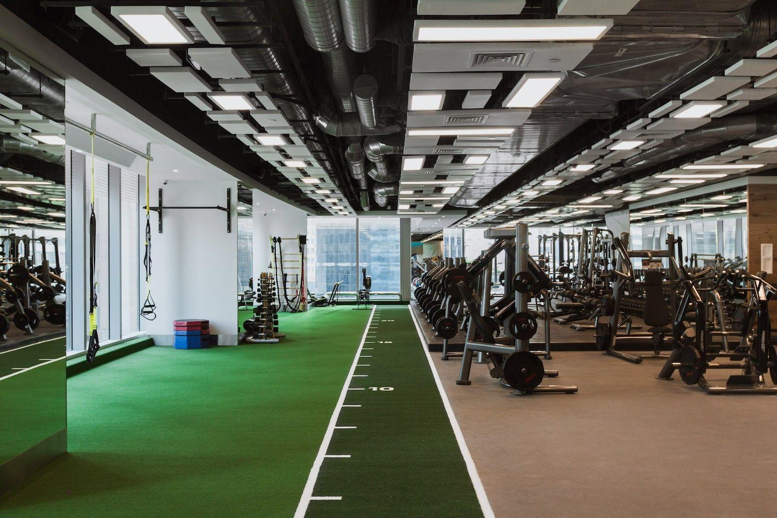 5 Reasons Why Pure Fitness At Ocean Financial Centre Is The Gym For You