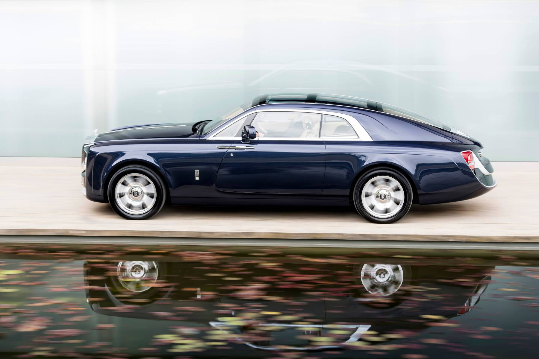 Rolls-Royce Reveals Their Most Luxurious Bespoke Motor Cars Of 2017